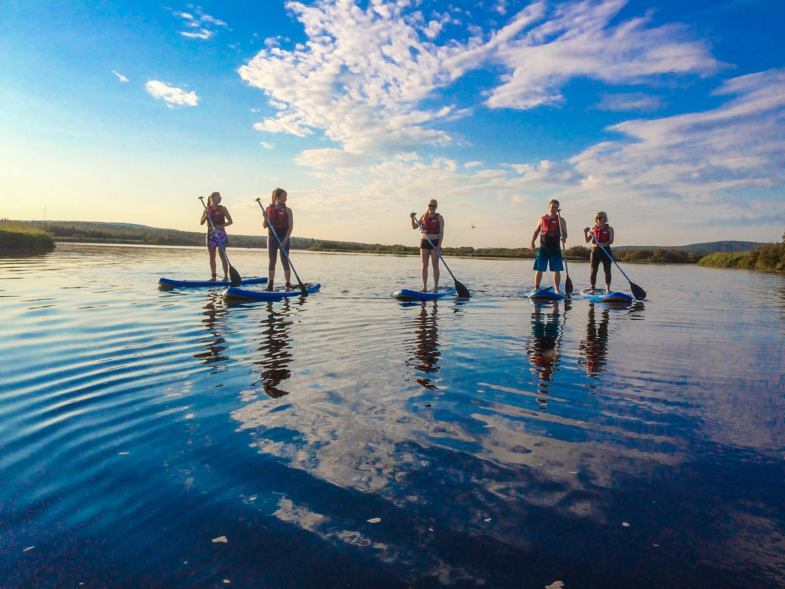 Hotel Ivalo-Watersports-SUP-Safaris