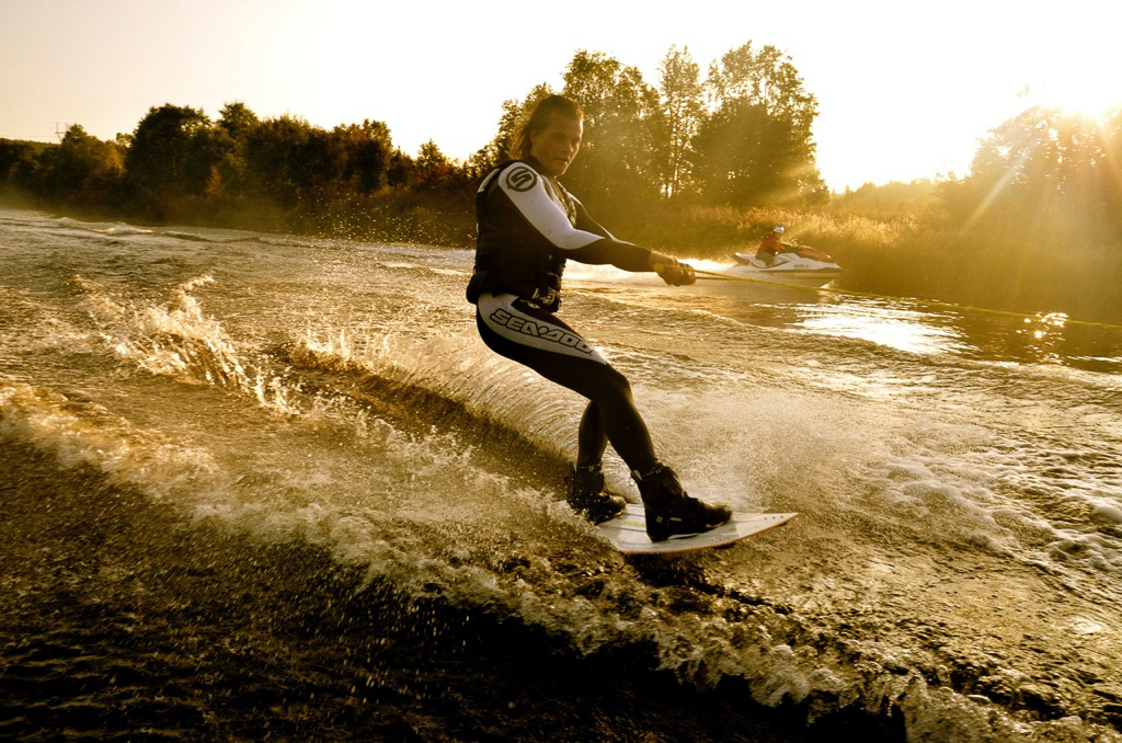Hotel Ivalo-Watersports-Wakeboard