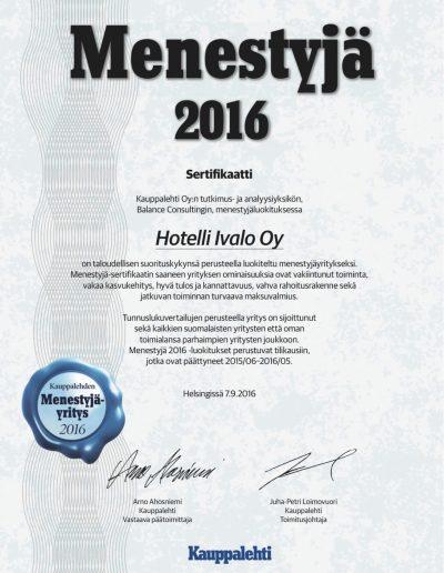 Hotelli Ivalo Oy